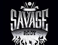 Savage Root - Visual Identity