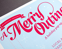 A Merry Outing Holiday Pop-up Shop
