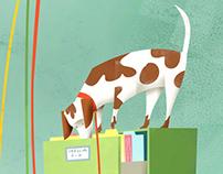 Watchdogs | editorial illustration