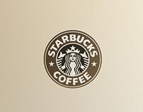 Starbucks Coffee Website Redesign