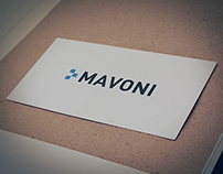 Mavoni - Visual identity