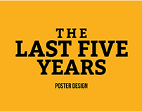 The Last Five Years Poster
