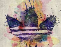 Adidas Finger-Painting Contest