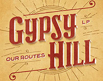 Gypsy Hill – Our Routes LP