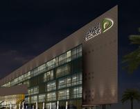ETISALAT OFFICE BUILDING IN AL WARSAN, DUBAI.