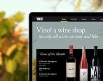 Vino! a wine shop