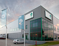 Europapier-Impap office and warehouse photos.