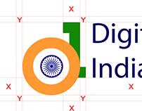 Digital India Logo Submission (2014)