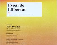 Espai de llibertat - magazine