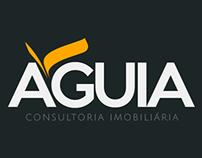 Nova Logo - Águia Consultoria Imobiliária