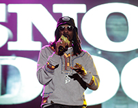 Snoop Dogg @ Milano