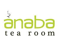 Anaba Tea Room Rebranding
