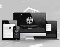 Personal Portfolio Website Design