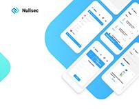 Nulisec Brand & Web Redesign - Case Study