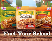 NATURE VALLEY - FUEL YOUR SCHOOL