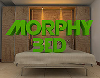 """Morphy Bed"" v1.0 C4D Tool"