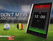 Lenovo Campaign
