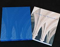 collège des Bernardins - editorial design