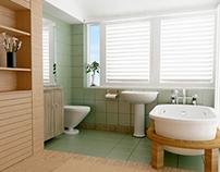INTERIOR RENDER (BATHROOM)