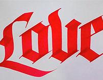 Calligraphy Extravaganza