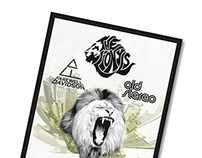The Lionyls at The BlackSheep Inn Promo Material