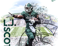 2017 Michigan State Football Season Player Previews