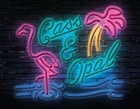 Cass & Opal