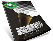Golf Tournament Program