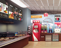 Kroger / Coca-Cola - Retail Activation