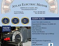 Atlas Electric | Line Card