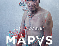 About: Jon Jacobsen / Mapas