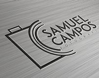 Identidade Visual - Samuel Campos Fotografia