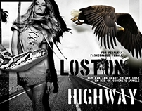 Lost on Highway - Denim wear Fashion Collection