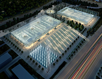 Zhongshan Convention Center Competition