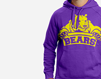 Hoodie Design for College Nordmetall