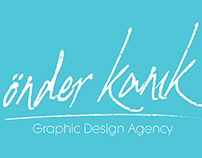 Önder Kanık Graphic Design Agency Corporate Identity