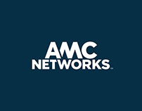 AMC Networks — Logo Design & Corporate Identity