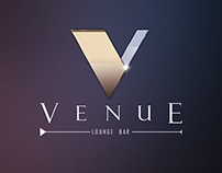 Venue Lounge Bar Identity