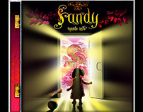 Sandy - Mande Usted CD Cover