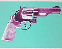 """Razor Gun"" by Maximilian Wiedemann"
