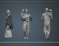 Sculpts for Syntax CGI
