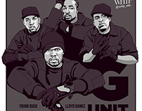 G-Unit / The Beauty Of Independence