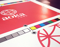 Aoka - Nova Identidade Visual