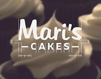 Mari's Cakes Branding