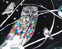 Birds of The NightForest