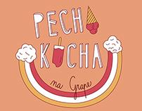 Pecha Kucha GRAPE Festival 2014 - Poster