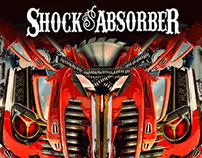 Shock Absorber Logo & Album art