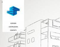 Costruzioni Barile - sito web