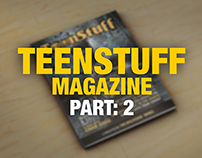 TeenStuff Magazine (Part: 2)
