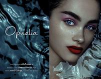 """OPHELIA"" Z!NK Magazine"